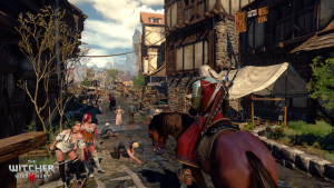 The Witcher 3: Revisión de Wild Hunt