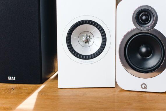 Los mejores altavoces de estantería para la mayoría de los equipos estéreo para 2019 reseñas de Wirecutter