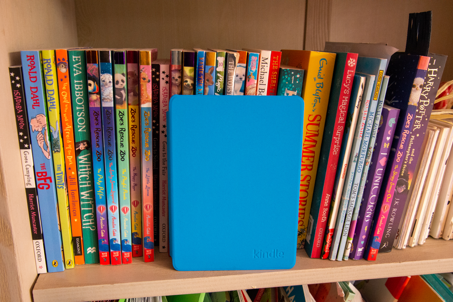 Funda Amazon Kindle Kids Edition