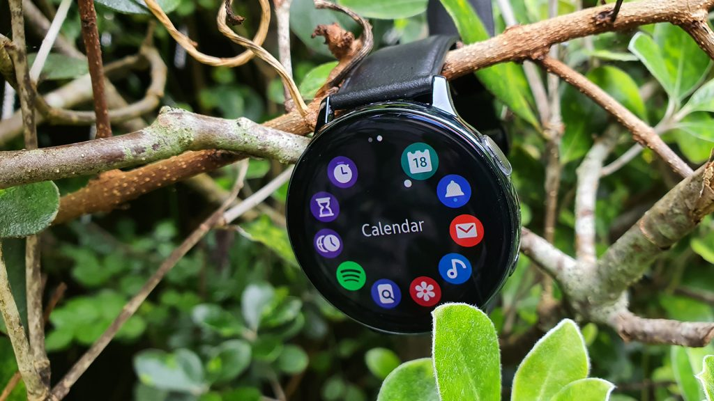 Revisión Samsung Galaxy Watch Active 2 es sorprendentemente brillante