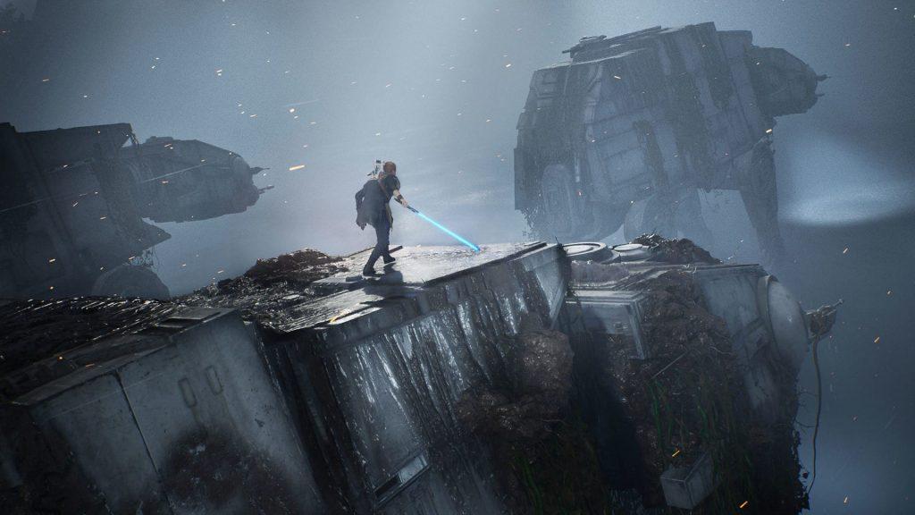 Orden caída Jedi