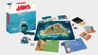 Revisión del juego de mesa Jaws
